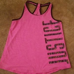 Girls Justice Active Tank